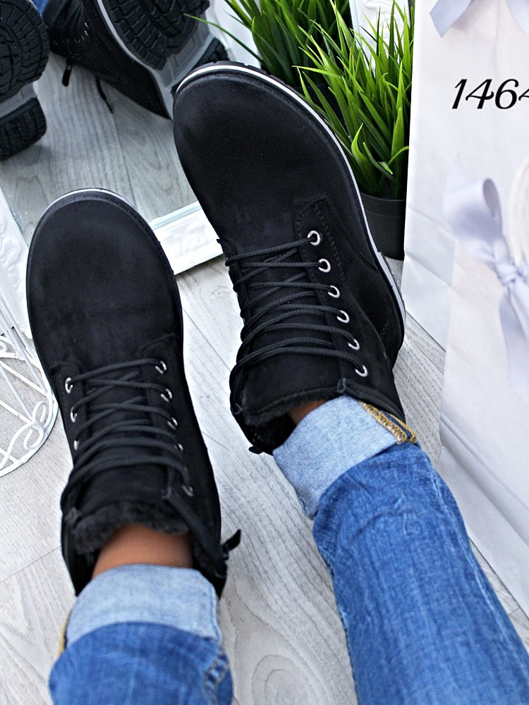 Женские ботинки зимние Тимберленд