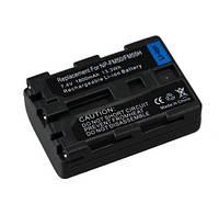 Аккумулятор NP-FM50 (NP-QM51, NP-FM55H) аналог на 1800 ма для камер Sony