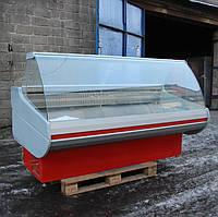 """Холодильна вітрина """"РОСС SIENA"""" 2,0 м. Бу, фото 1"""