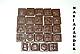 Адвент_ календарь шоколадный 75г. Венгрия, фото 3