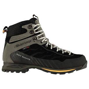 Трекинговые ботинки Karrimor Hot Route Mid Mens Walking Boots, фото 2