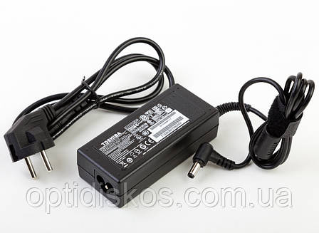Сетевой адаптер питания UKC для ноутбуков Toshiba, 19V, 3,42A, TS-744, фото 2