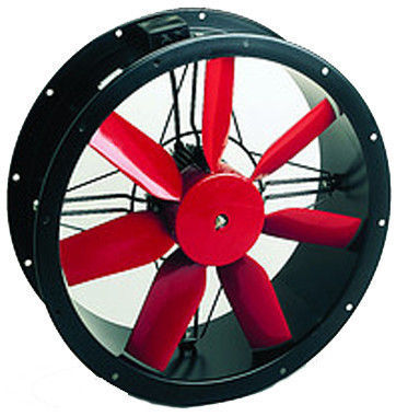 Осьовий вентилятор Soler & Palau TCBB/6-450