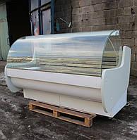 "Холодильная витрина ""JUKA"" 1,9 м. (Польша) Бу, фото 1"