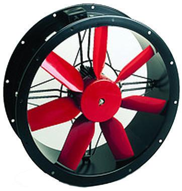Осьовий вентилятор Soler & Palau TCBB/6-560