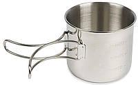 Кружка из Нержавеющей Стали Tatonka Handle Mug (TAT 4072.000)