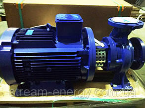 Центробежный моноблочный насос SNSM 65-200 (22кВт) 130м3/54м