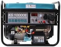 Генератор бензиновый Konner&Sohnen KS 10000E, фото 1