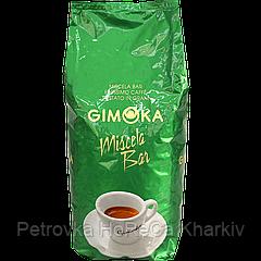 """Кофе в зернах  """"Gimoka Miscela Bar Verde"""" 3кг 60/40"""
