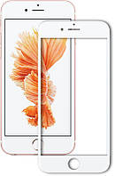 Защитное стекло Mocolo 2.5D Full Cover Tempered Glass iPhone 7 Plus Silk White