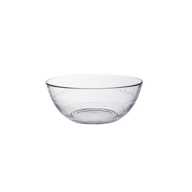 Салатник Duralex Lys, круглый, закаленное стекло, Ø 17, 925 мл (2016AF06)