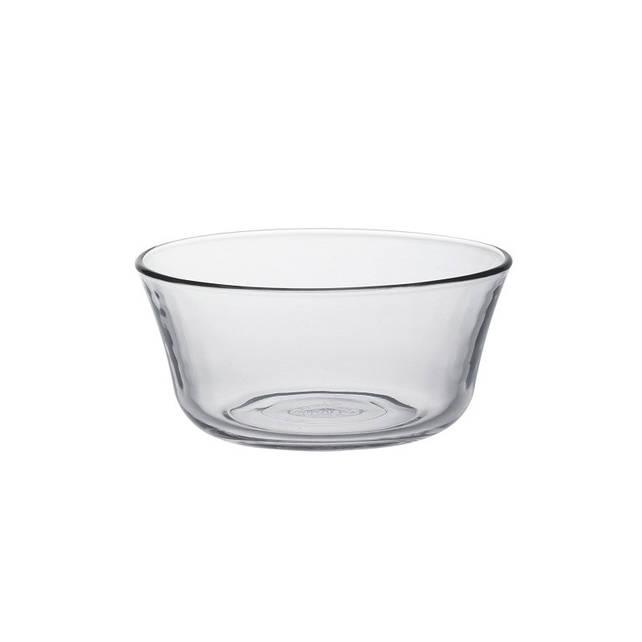 Мини-салатник Duralex Lys, для закусок и соусов, круглый, закаленное стекло, Ø 10.5 см., 250 мл (2006AF06)