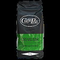 """Кофе в зернах """"Caffe Poli Crema Bar"""" 1кг 25/75"""