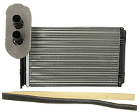 Радиатор печки (теплообменник) (234x158x42) AUDI A3; SEAT AROSA, CORDOBA, IBIZA; VW