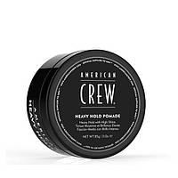 Помада для стайлинга супер стойкая American Crew  Heavy Hold Pomade, 85 гр