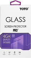 Защитное стекло TOTO Hardness Tempered Glass 0.33mm 2.5D 9H Samsung Galaxy S6 Active G890A, фото 1
