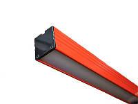 INF LED-600: 14W 1400Lm линейный LED-светильник (64х63х600мм)