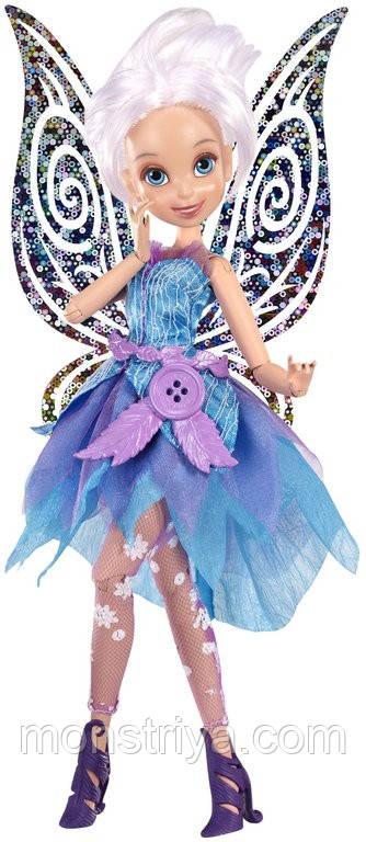 Шарнирные Феи Дисней Celebrate Pixie Party Праздничная Вечеринка Фей от Jakks Pacific Фея Первинкль