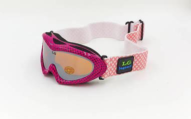 Детская горнолыжная маска LG7023