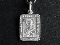 Именная нательная икона Илья