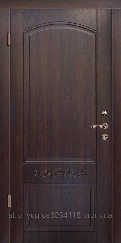 Дверь входная металлическая «Стандарт», Каприз, 850*2040*70