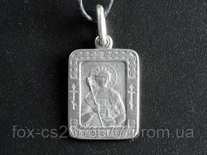 Именная нательная икона Георгий