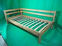 """Дубовая кровать """"Люкс"""""""
