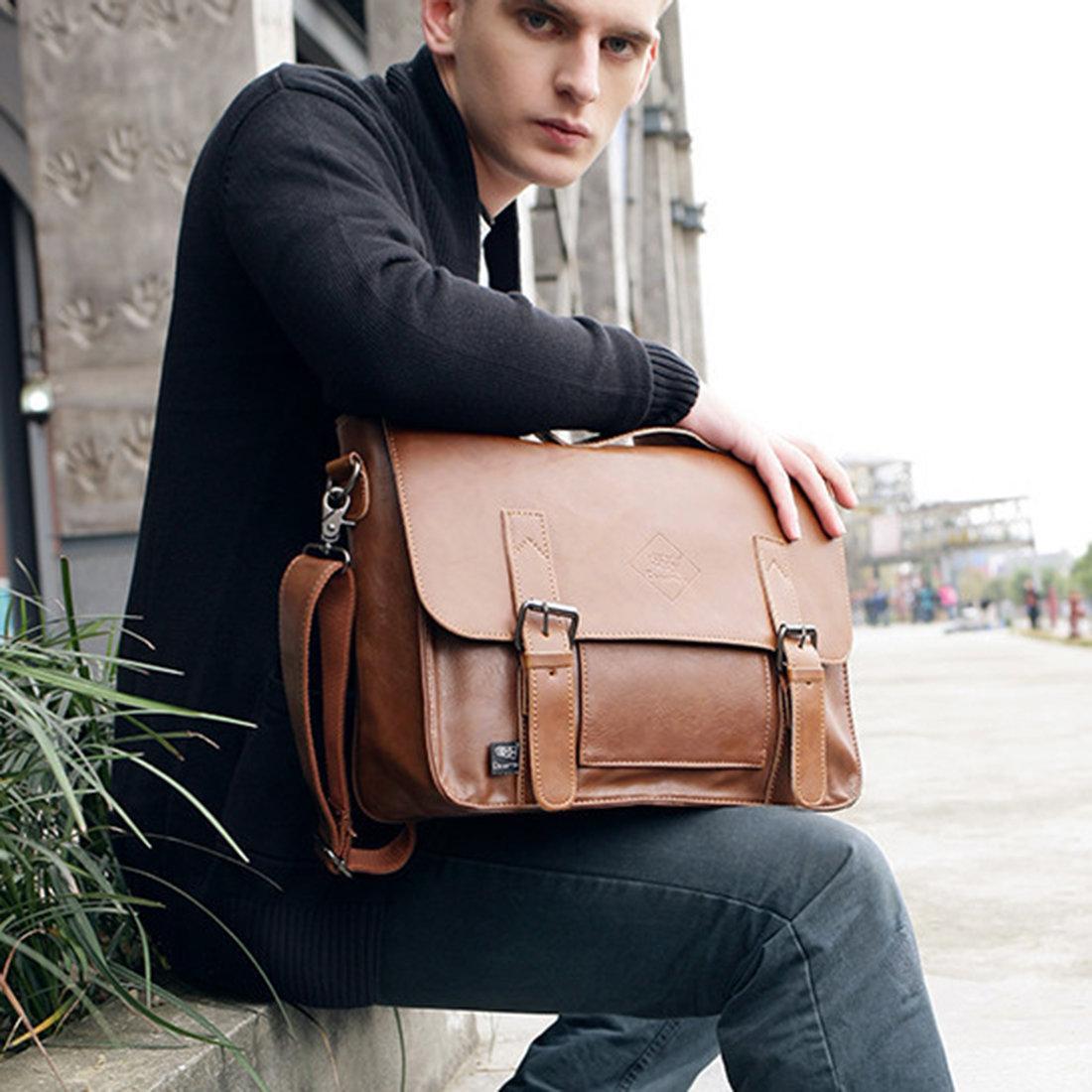 Мужская сумка: как выбрать подходящую модель?