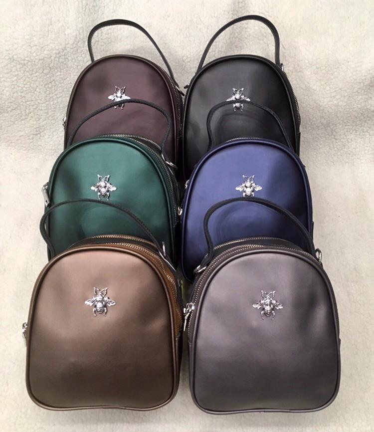 Рюкзак 🎒 в стиле трансформер Плела кожа
