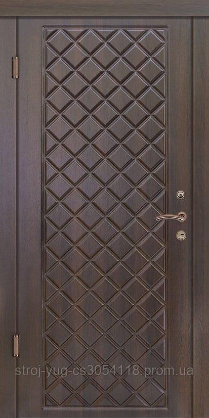 Дверь входная металлическая «Стандарт», Мадрид 2, 850*2040*70