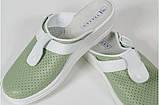 Жіноча медична шкіряне взуття, фото 6
