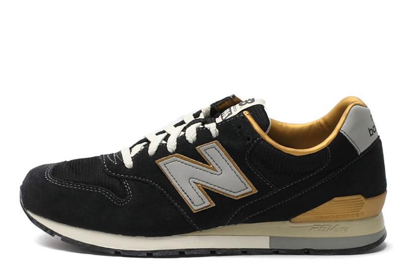 Мужские кроссовки New Balance 996 Black Нью Баланс 996 черные оригинал 64d31cb92f577