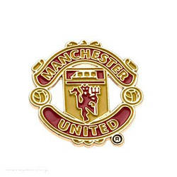Манчестер Юнайтед Значок Емблема