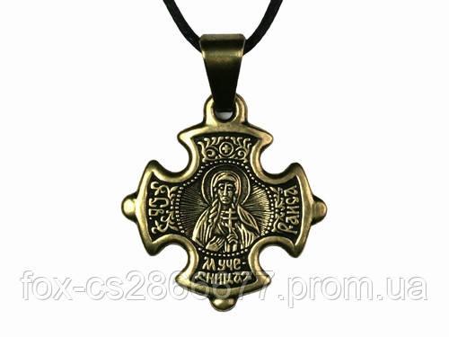 Нательный крест Раиса
