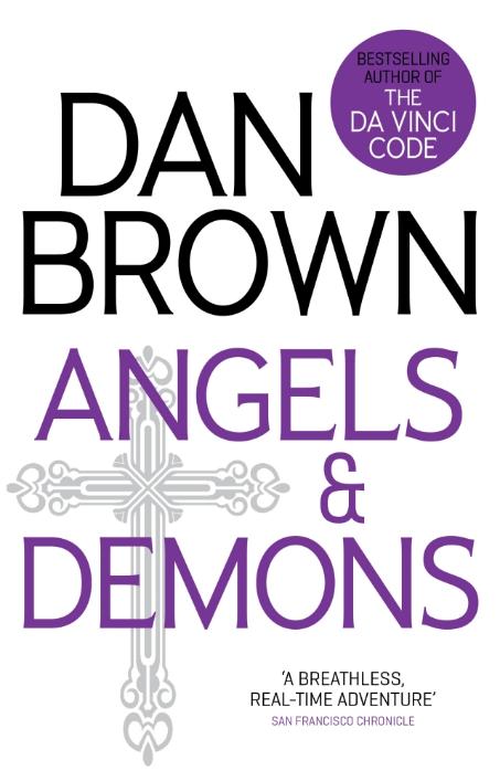 Книга Angels And Demons