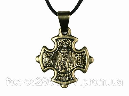 Нательный крест Ярослав