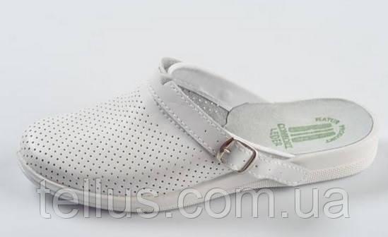 Обувь для врачей сабо мужские кожа