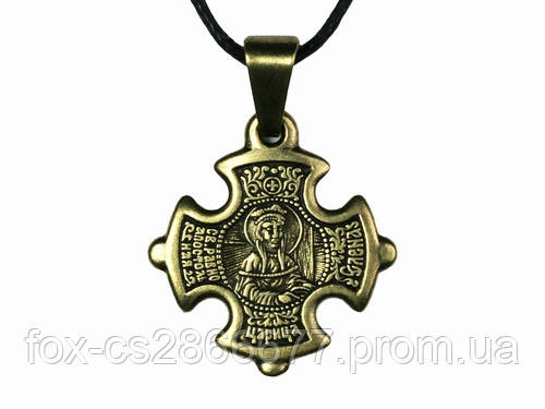 Нательный крест Елена