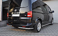 Задняя защита углы  для Volkswagen T5 (09-16) VWT5.09.B1-09.6 |'