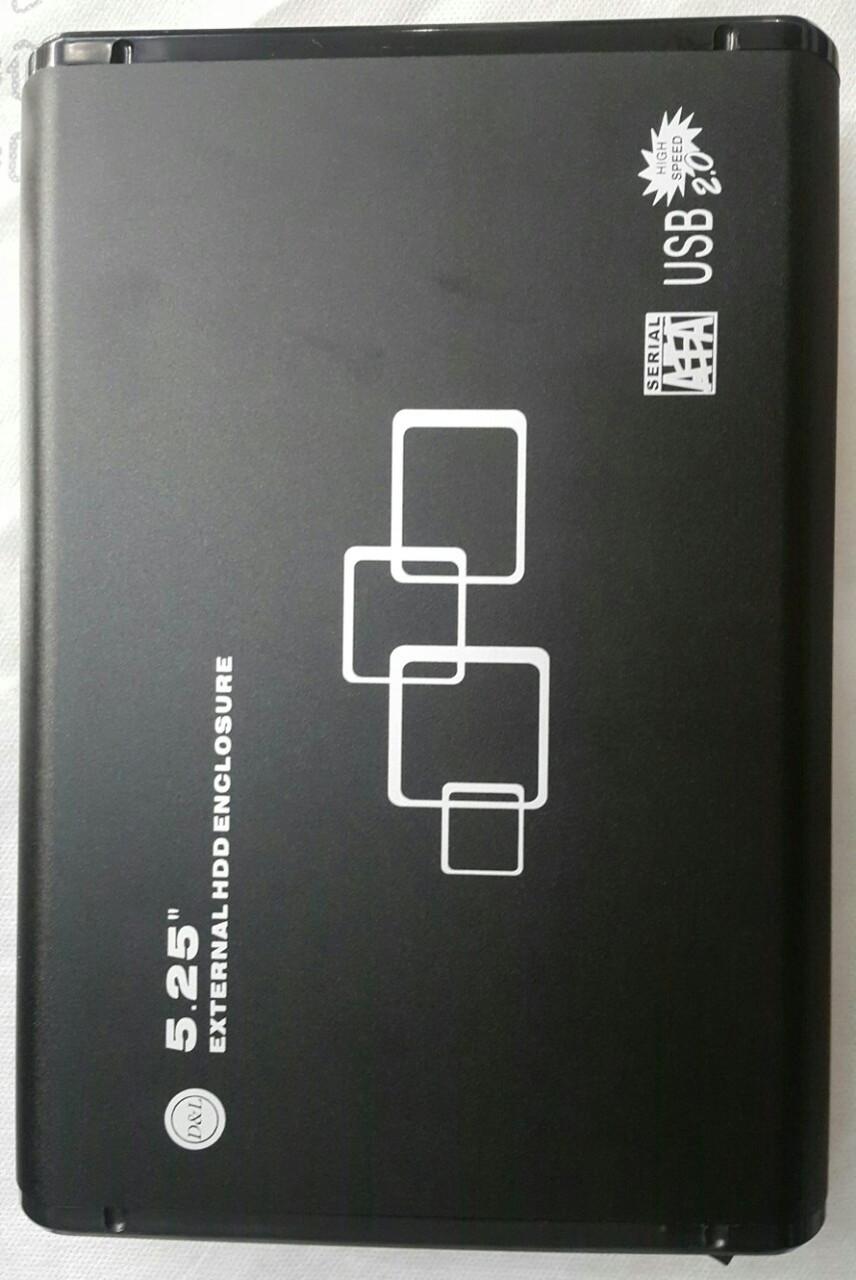 Корпус для DVD привода 505 3.5 дюймов