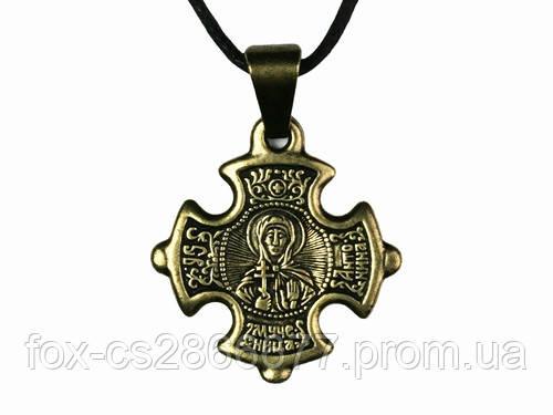Нательный крест Антонина