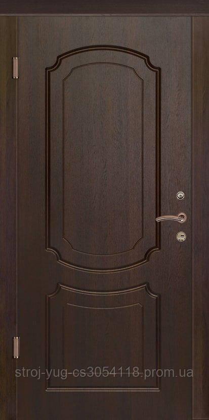 Дверь входная металлическая «Стандарт», Оксфорд, 850*2040*70