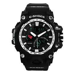 Часы наручные C-SHOCK GW-3000 Black-Silver, BOX
