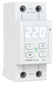 Реле напруги ZUBR D2–40