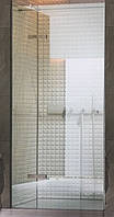 Душові двері прозорі Just  120см