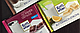 Шоколад Ritter sport - Новогодним набором 3шт. Германия, фото 2