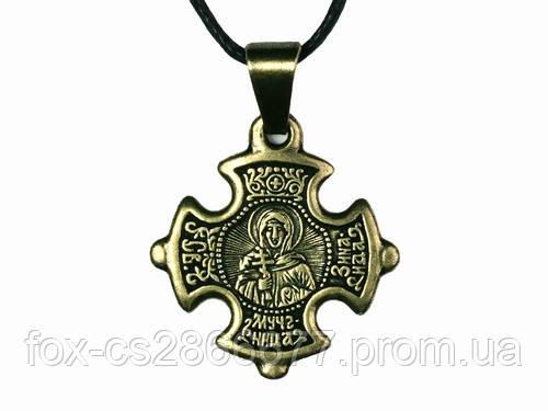 Нательный крест Зинаида