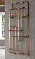 Мідна рушникосушка TERMA PAJAK (електрична, водяна, комбінована), фото 1