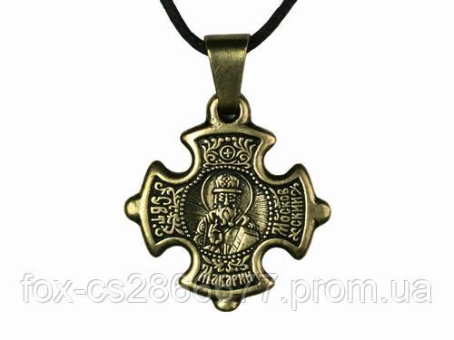 Нательный крест Макарий