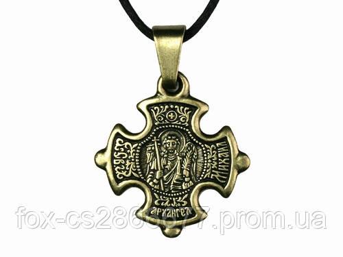 Нательный крест Михаил